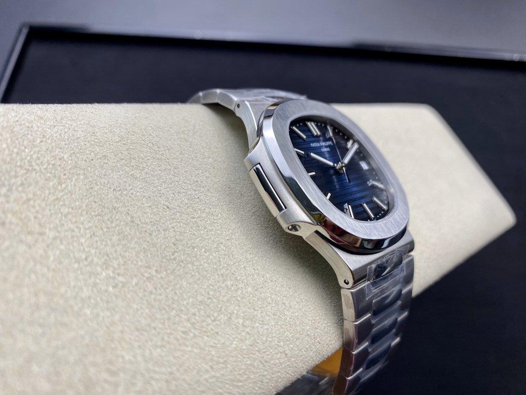 MP 百達翡麗鸚鵡螺藍盤 鋼錶之王5711鸚鵡螺複刻手錶
