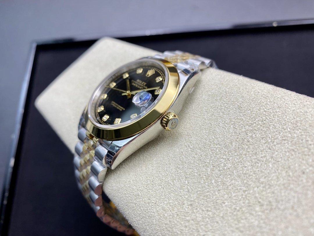 EW Factory 最高版本 勞力士Rolex 3235機芯 日誌型系列126331男士日誌型腕表!直徑41毫米高仿手錶