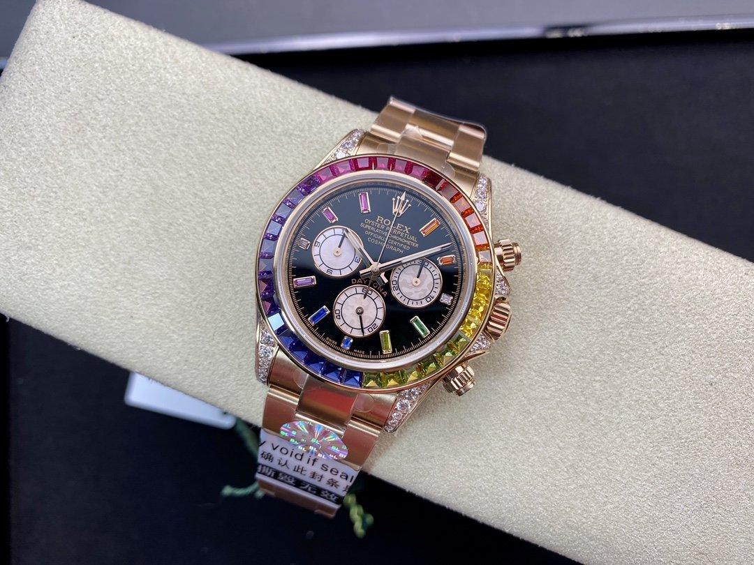 BL廠勞力士全新迪通拿綵虹迪款4130複刻手錶