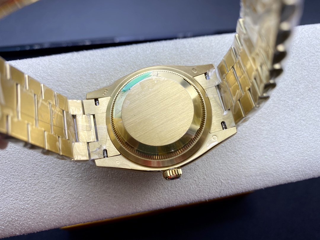 EW Factory V2升級版 勞力士Rolex 星期日誌型36終極版 搭載原版3255機芯128238系列腕表