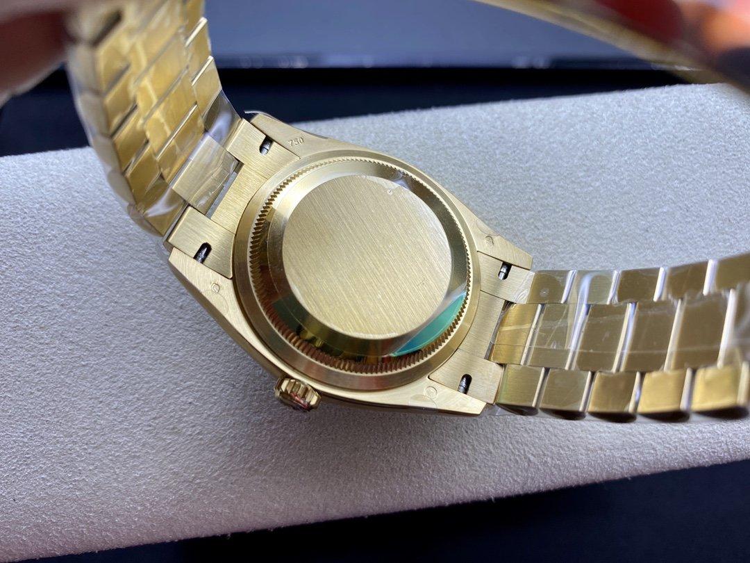 EW廠勞力士Rolex星期日誌型36mm 搭載原版3255自動機械機芯128238係列腕錶高仿手錶