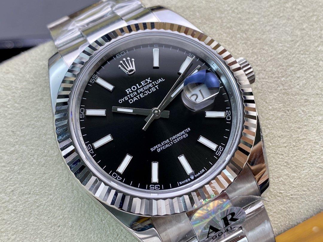 AR 勞力士 ROLEX DATEJUST日誌型41係列複刻手錶