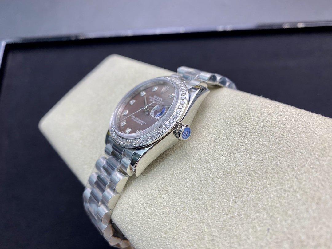 BP廠勞力士女裝日誌型31mm係列178384腕錶