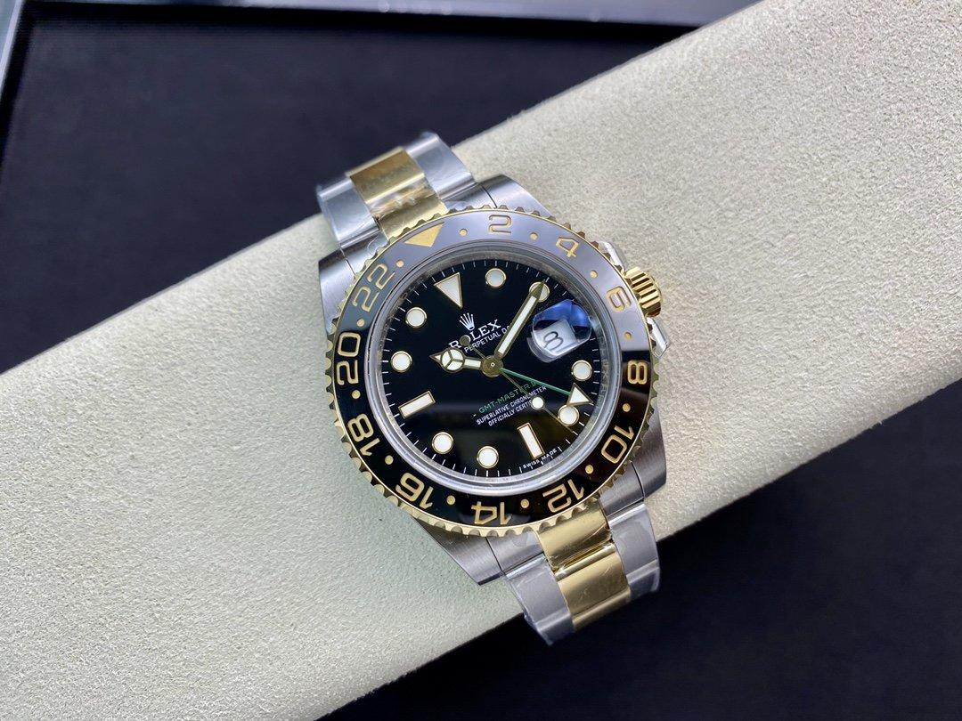 "GMF廠勞力士""格林尼治""GMT全系列 機芯cal:3186/cal:3285複刻手錶"