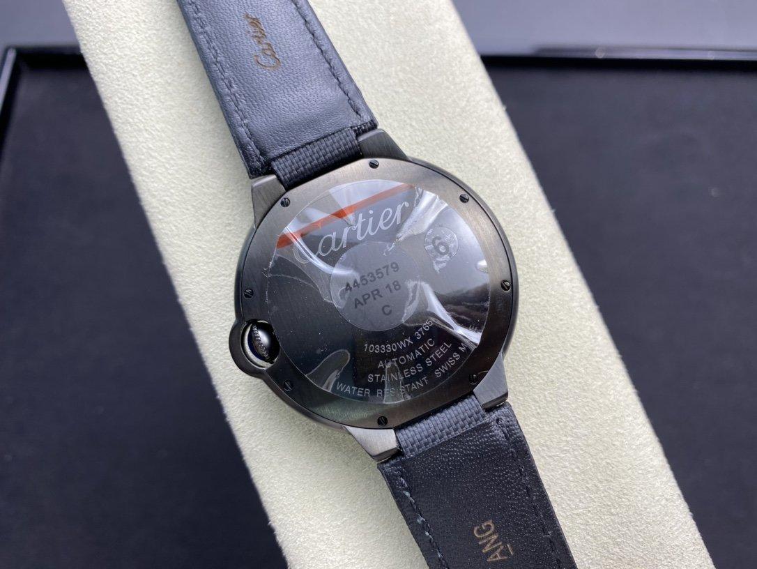 V6 厂 卡地亞 藍氣球 2824機芯 複刻錶