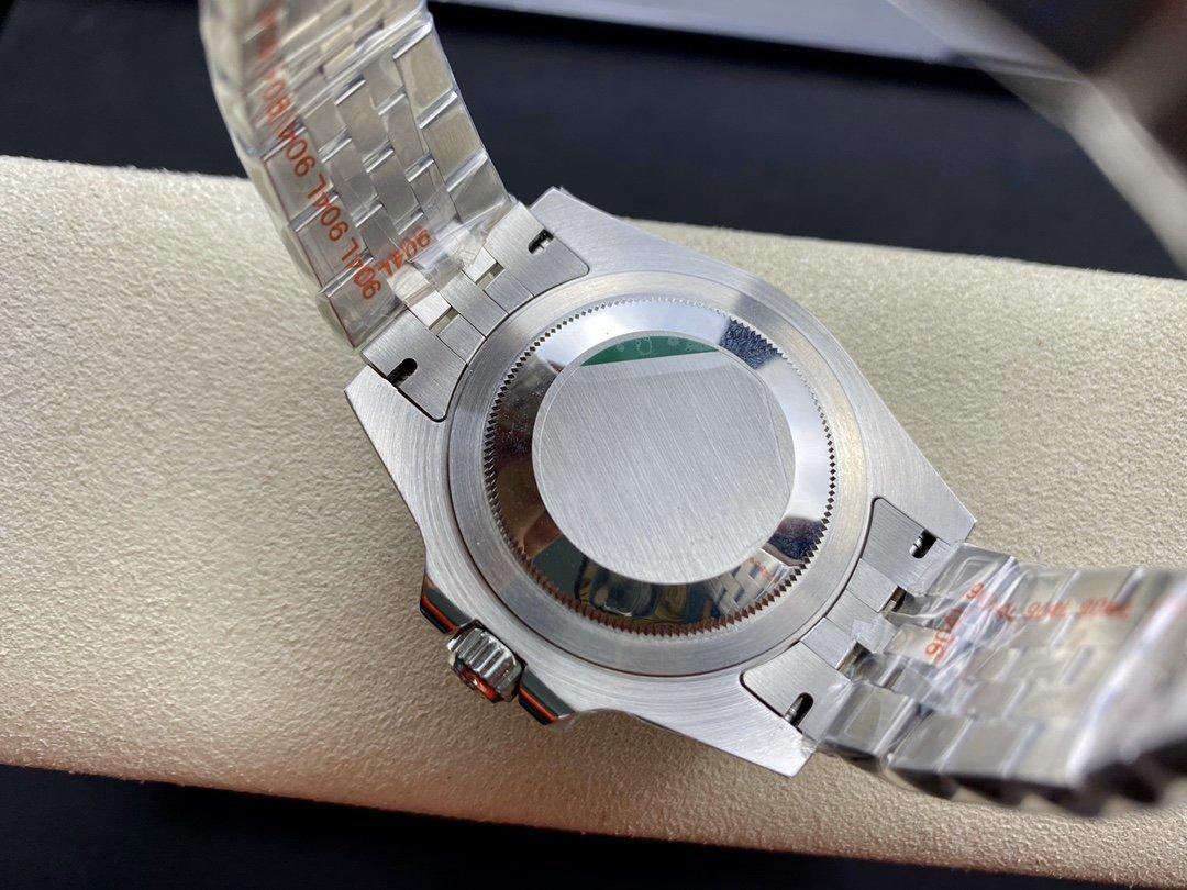 N廠高仿勞力士格林尼治系列可樂圈(可口可樂)紅藍陶瓷圈40MM 3285機芯複刻手錶