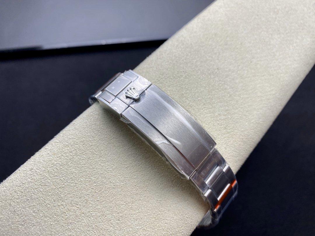 N廠勞力士黑水鬼綠水鬼潛航者V10S版3135機芯複刻手錶