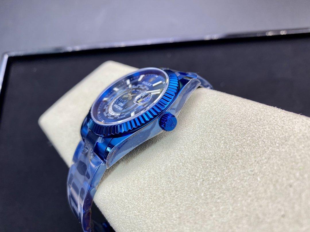 WWF Factory勞力士Rolex天行者SKY系列DIW改裝款40MM高仿手錶