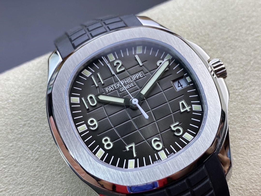 ZF廠百達翡麗PP手雷9015改PP自產Cal.324 SC機芯40MM複刻手錶