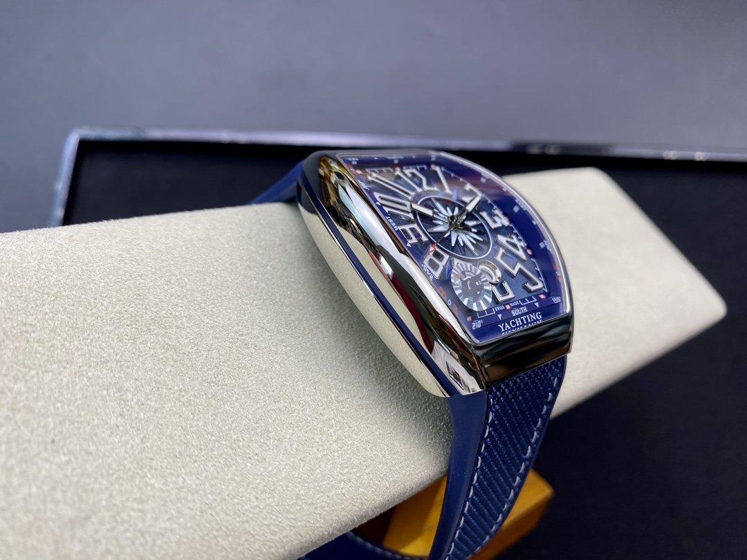 ZF廠高仿法蘭克/法穆蘭MEN'S COLLECTION系列V45遊艇腕表複刻手錶