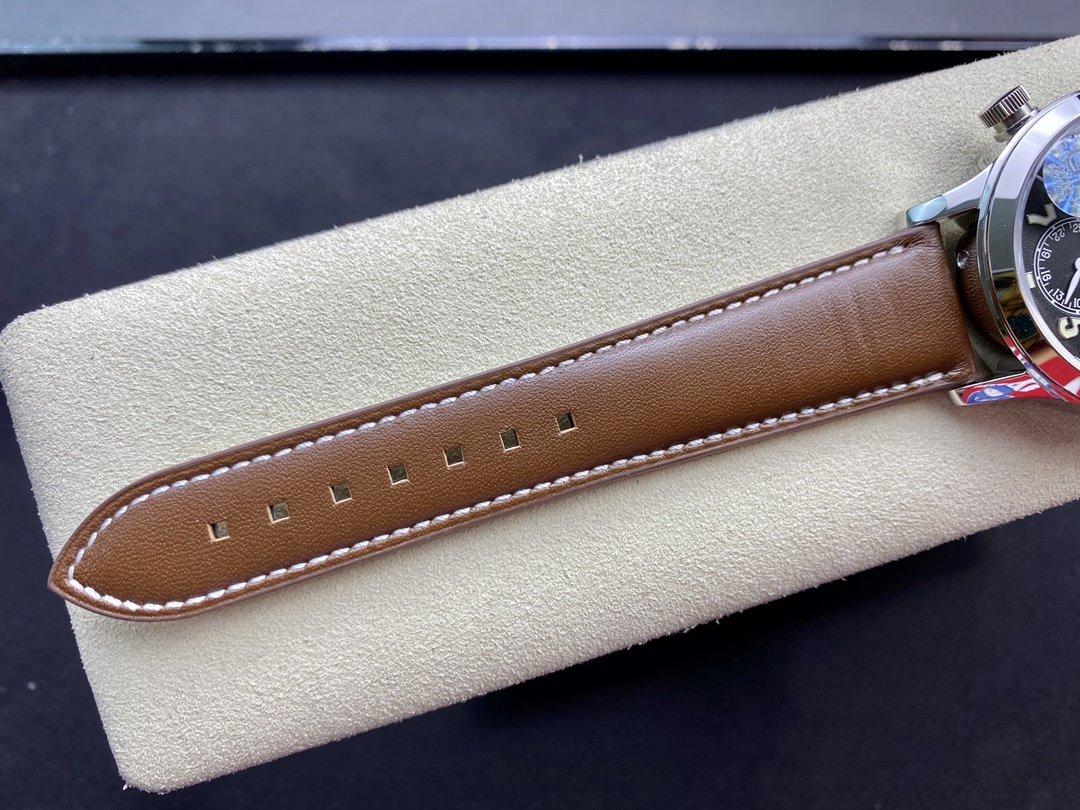 GR廠最新V2升級版 PP百達翡麗 時區功能ref.5524 Calatrava飛行家旅行時間複刻手錶