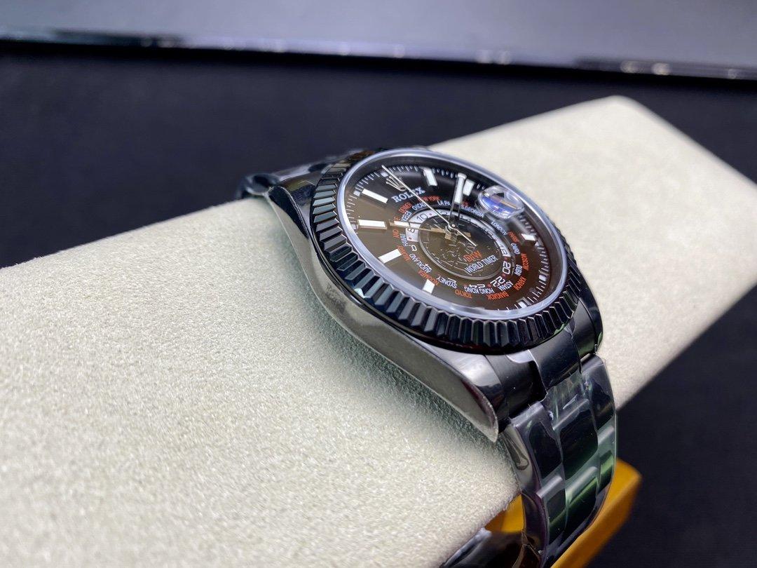 WWF Factory複刻勞力士Rolex天行者SKY系列DIW改裝款40MM高仿手錶