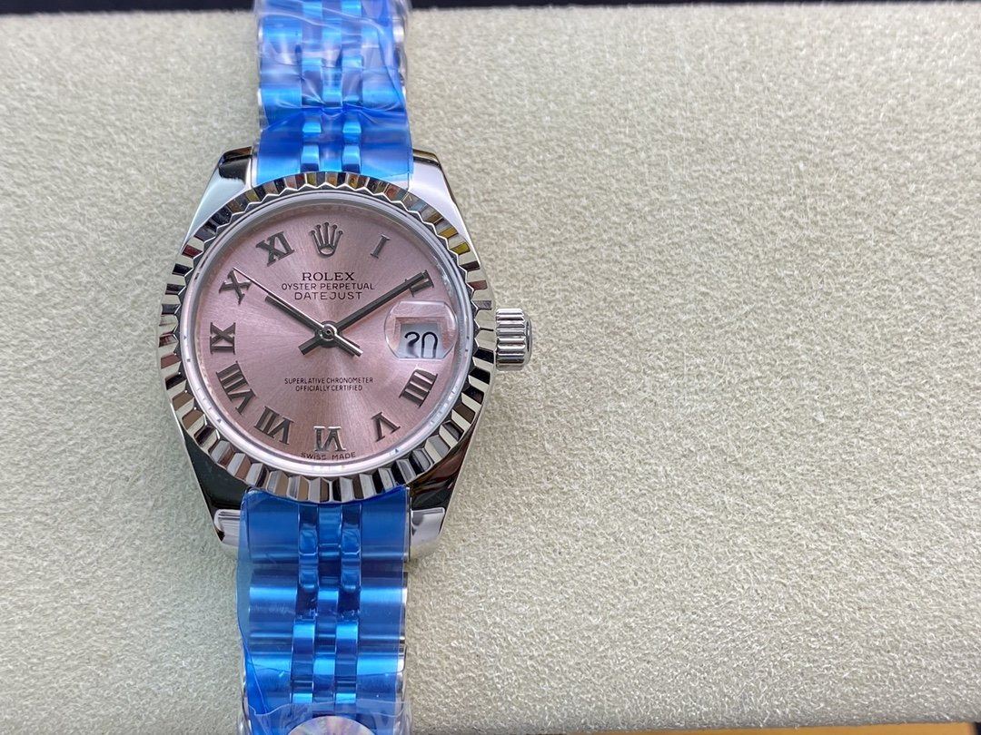 WF廠勞力士女裝日誌型28㎜日誌型279174-0009 女表複刻手錶