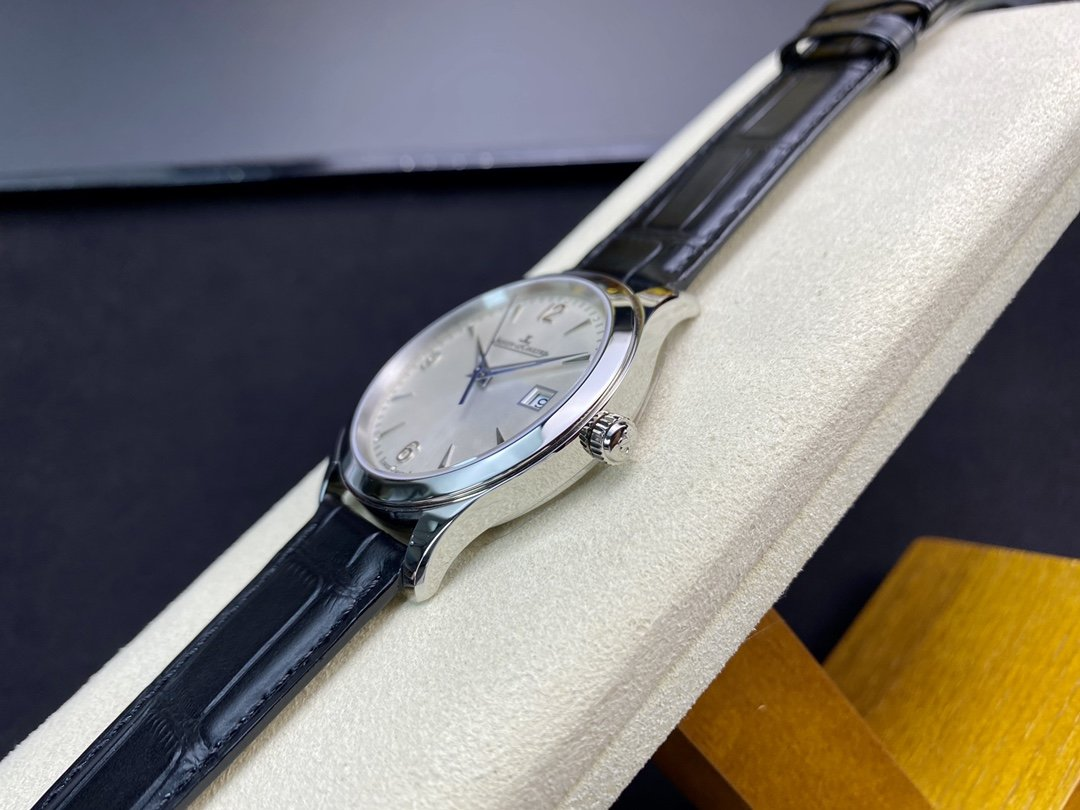 GF廠正裝典範 積家 大師系列大三針腕表Q1548420直徑39mm Cal.925/1機芯複刻手錶