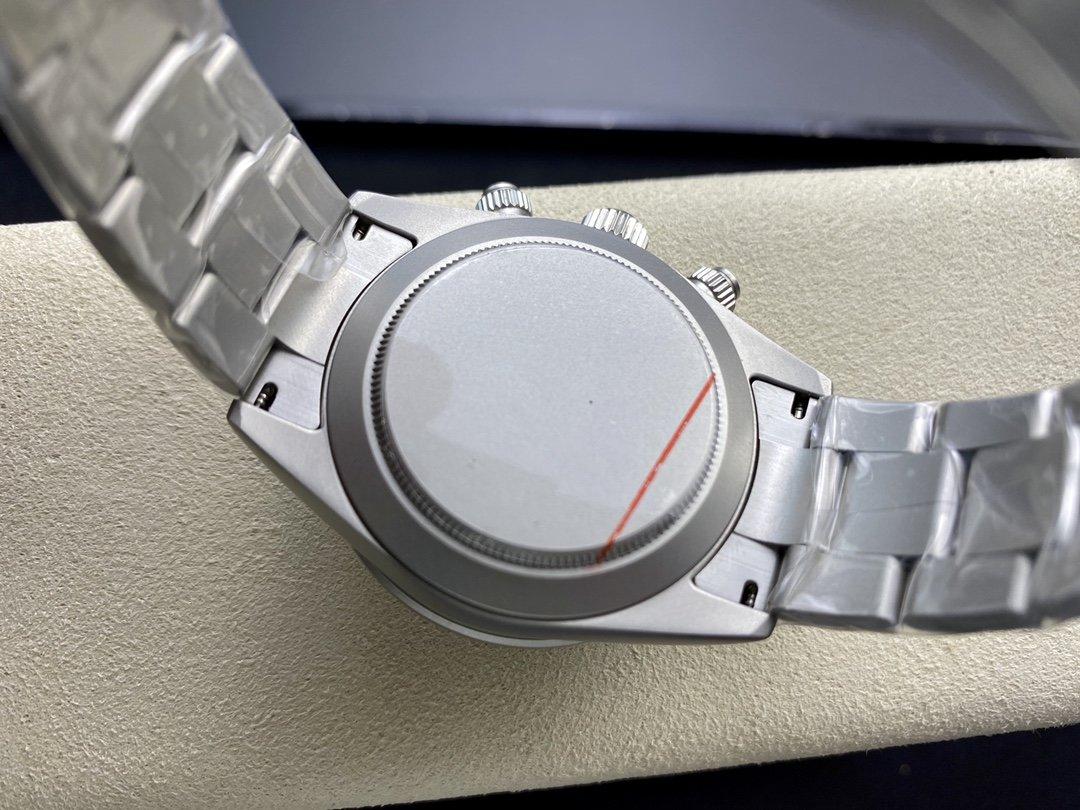 JKF改裝廠勞力士復古迪通拿保羅紐曼6263巴姆福特鈦色特別版7750自動機芯 40mm