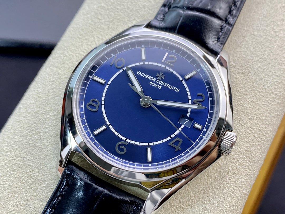 """ZF廠再推""""鋼王爆品""""VC伍陸之型系列三針腕表40MM配1326機芯複刻手錶"""