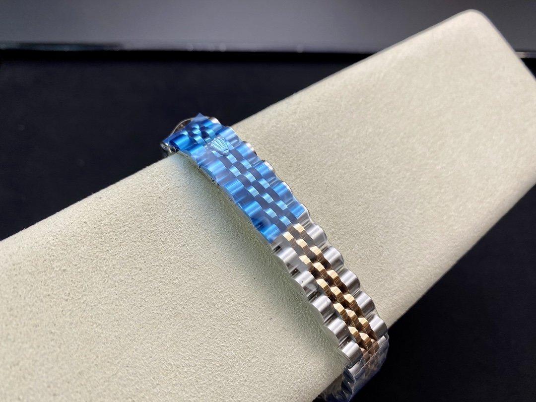 WF廠高仿勞力士女裝日誌型28㎜日誌型279174-0009配2671機芯複刻手錶