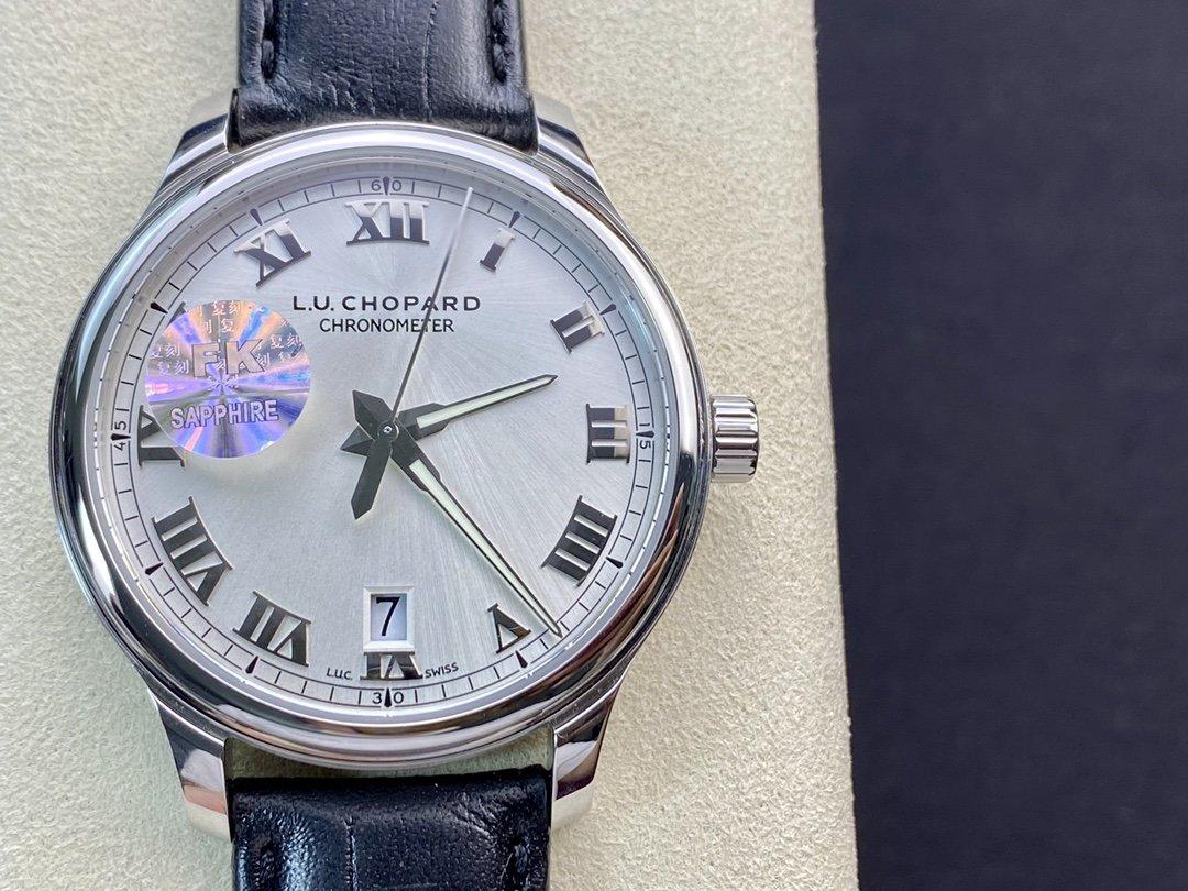 FK廠高仿蕭邦l.u.c-168544-3002機械42MM複刻手錶
