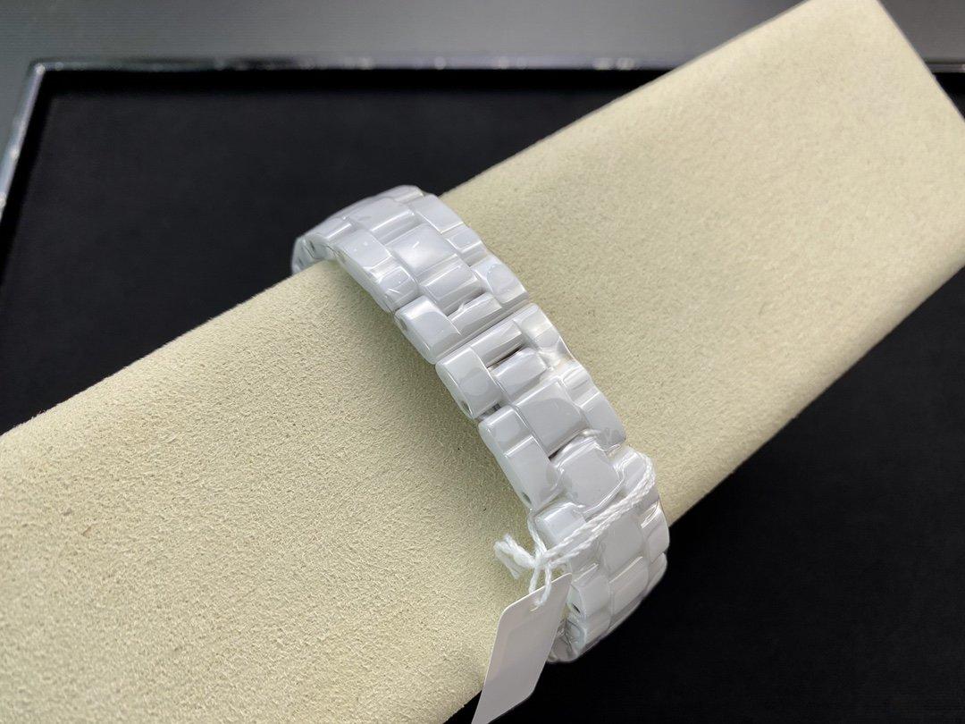 KOR廠韓版CHANEL J12香奈兒INTENSE 重置加強版大號38MM 2892機械精磨機芯 小號33MM 原裝石英機芯仿錶