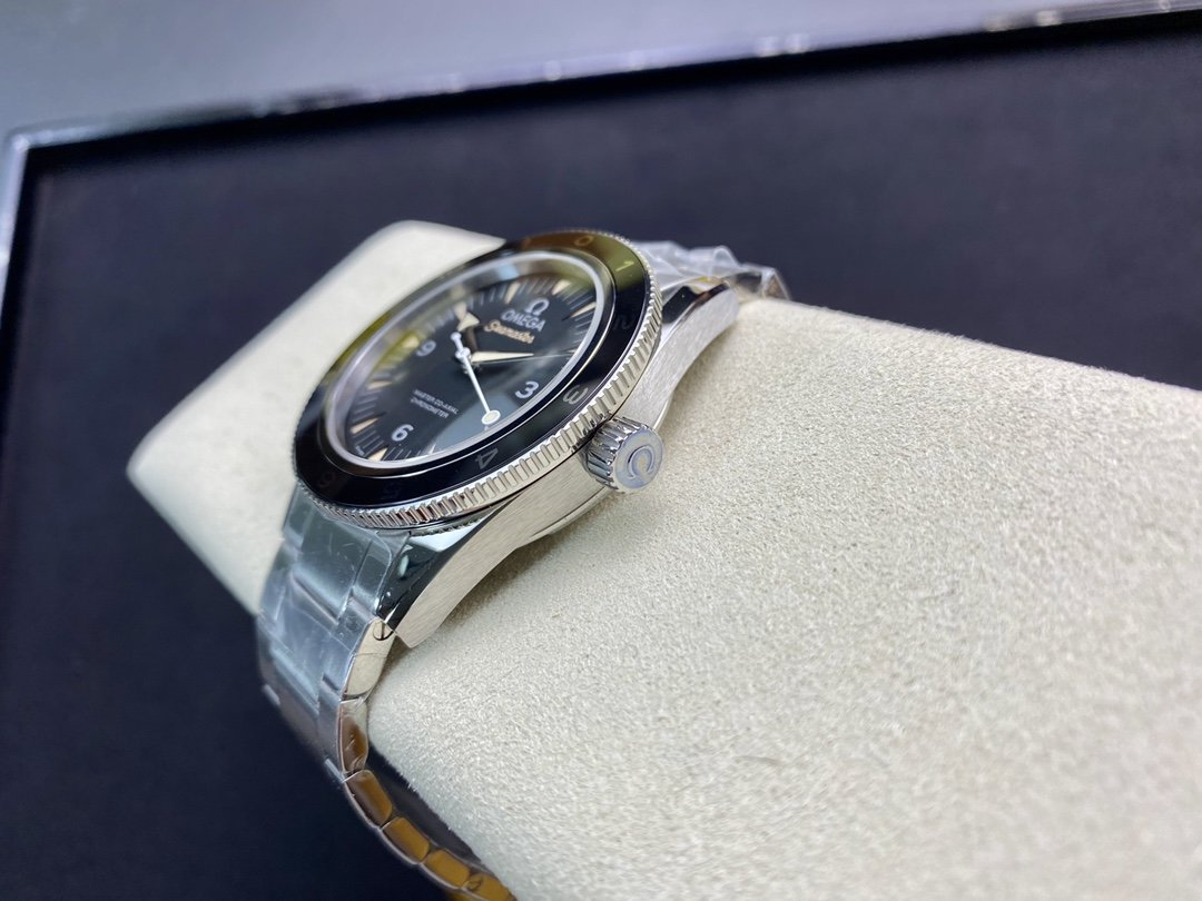 VS廠高仿歐米茄幽靈黨007 V2版!8400機芯複刻手錶