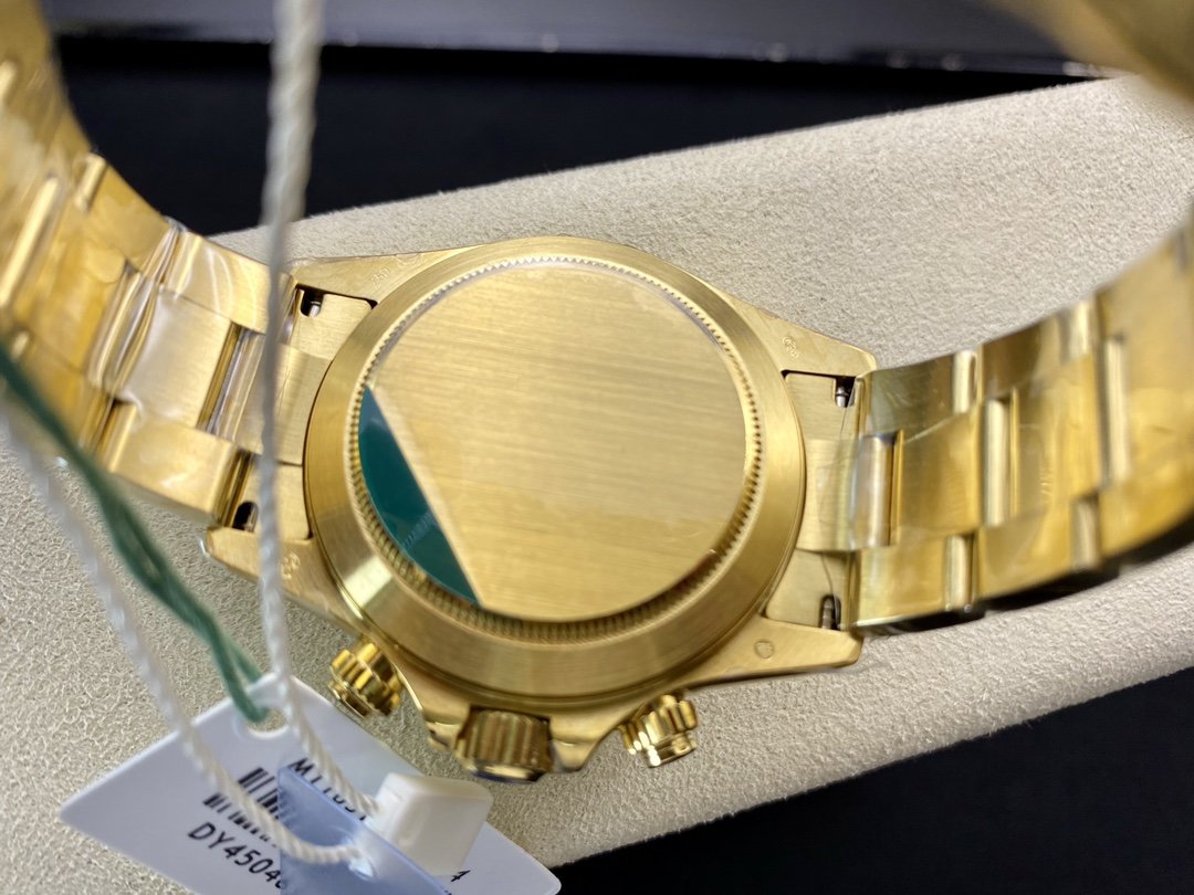 JH廠勞力士Rolex超級宇宙計時迪通拿搭配cal.4130機械40MM複刻手錶
