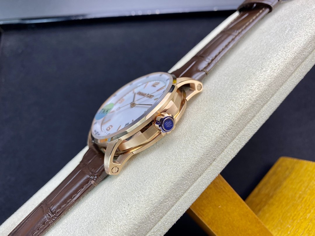 TNK廠愛彼CODE 11.59系列定制機Cal.4302機芯41MM複刻手錶