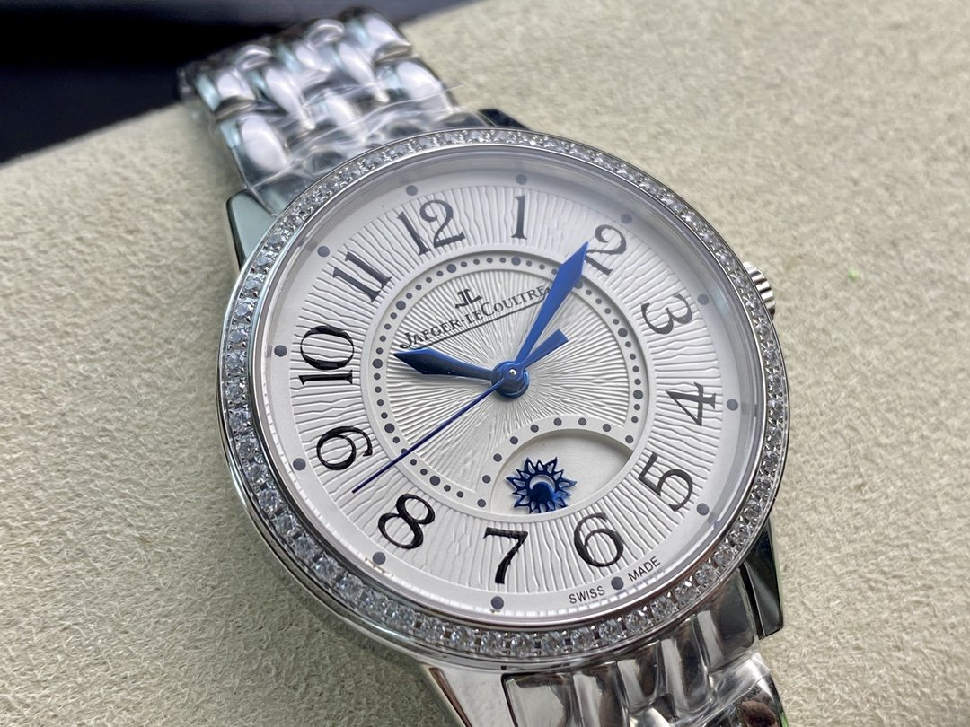 ZF廠積家女約會系列腕表浪漫登場34MM搭CAL898機芯複刻手錶