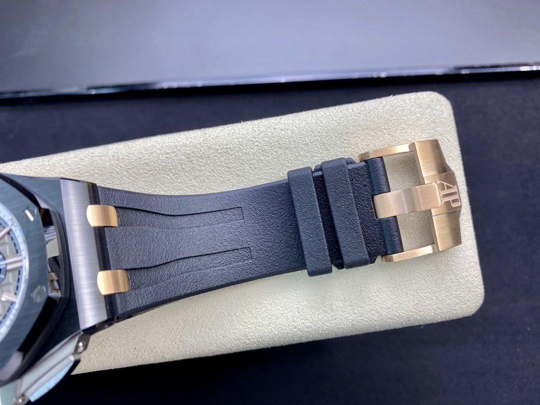 JF廠愛彼AP皇家橡樹離岸型26415CE計時系列44MM搭載12H 7750計時機芯複刻手錶