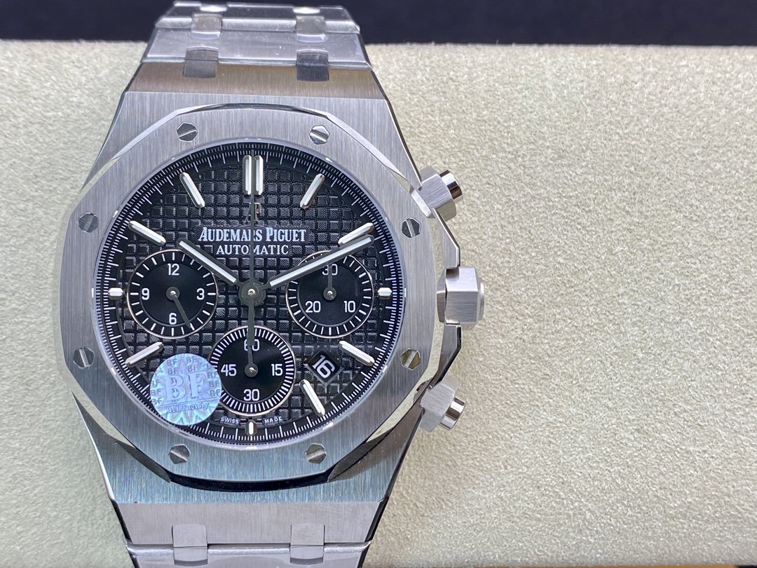 BF廠 V2升級版AP/愛彼皇家橡樹系列26331OR計時碼表41MM高仿手錶