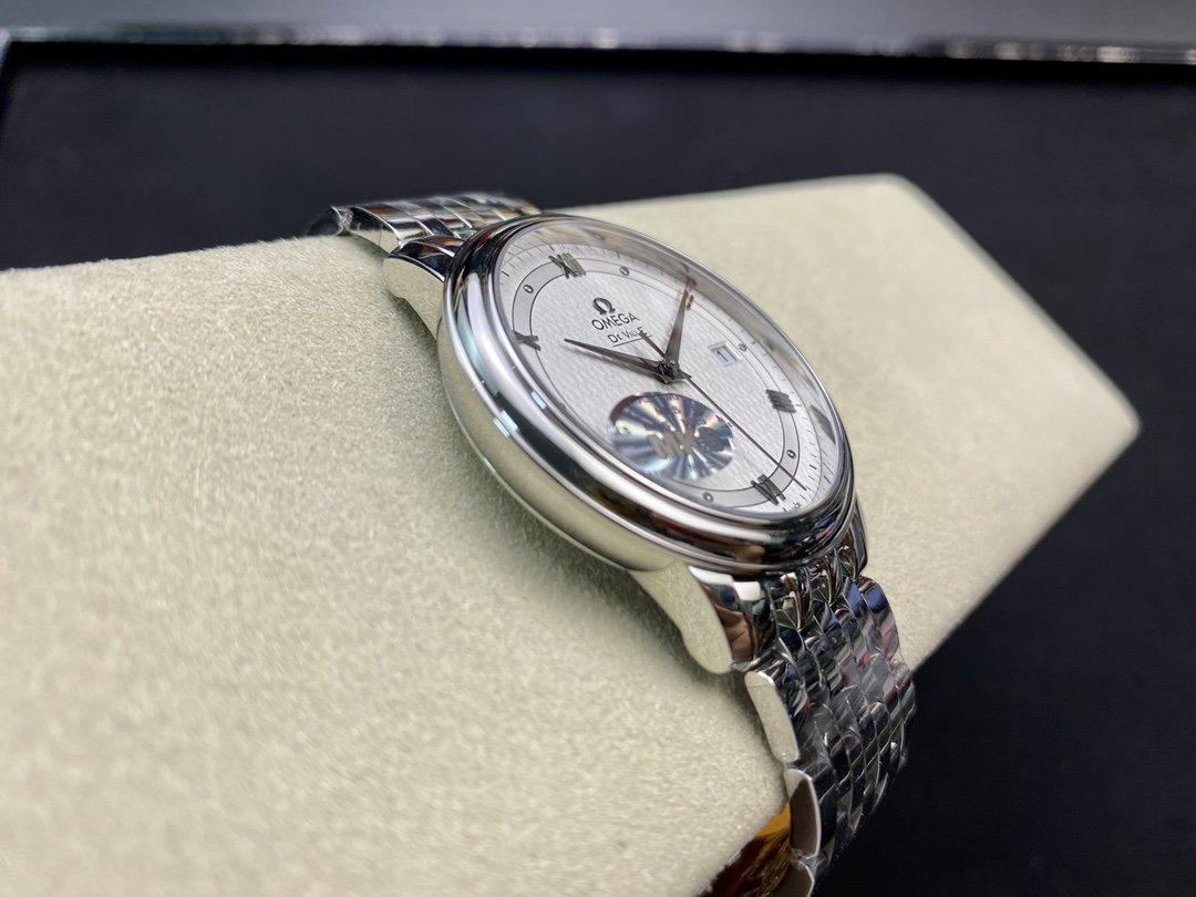 MKS廠 高仿歐米茄蝶飛系列腕表9015機芯39.5MM複刻錶