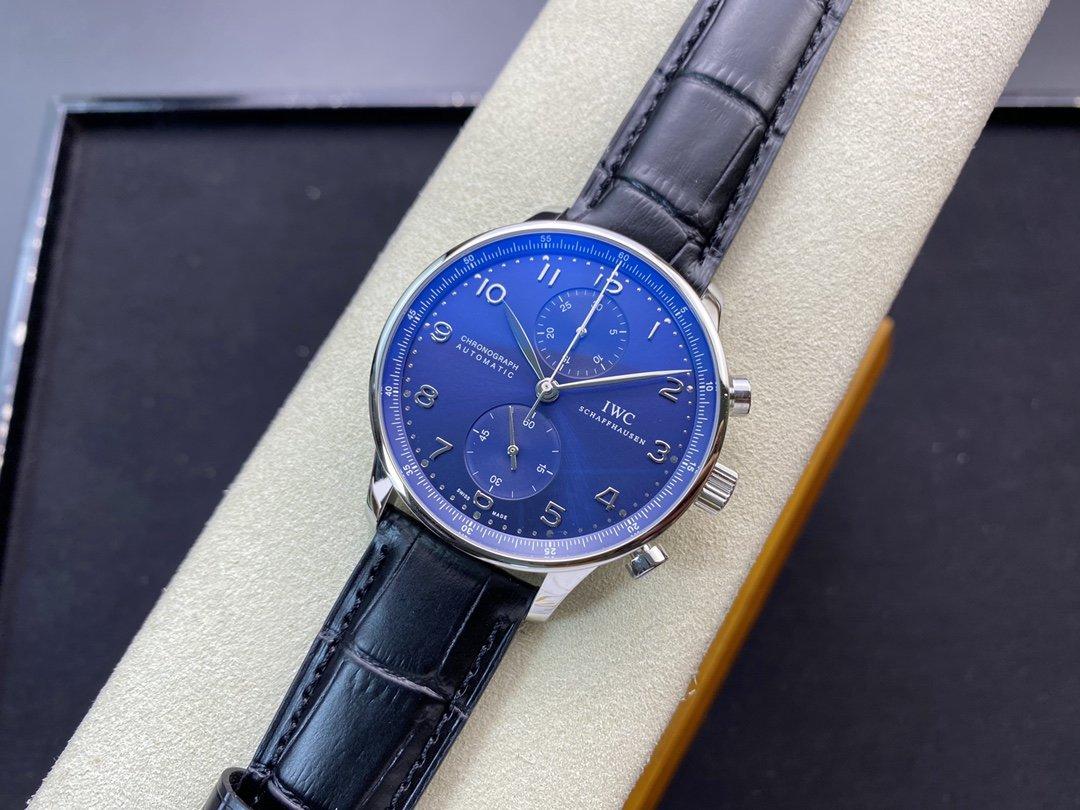 ZF廠高仿萬國IWC 葡萄牙計時系列複刻手錶