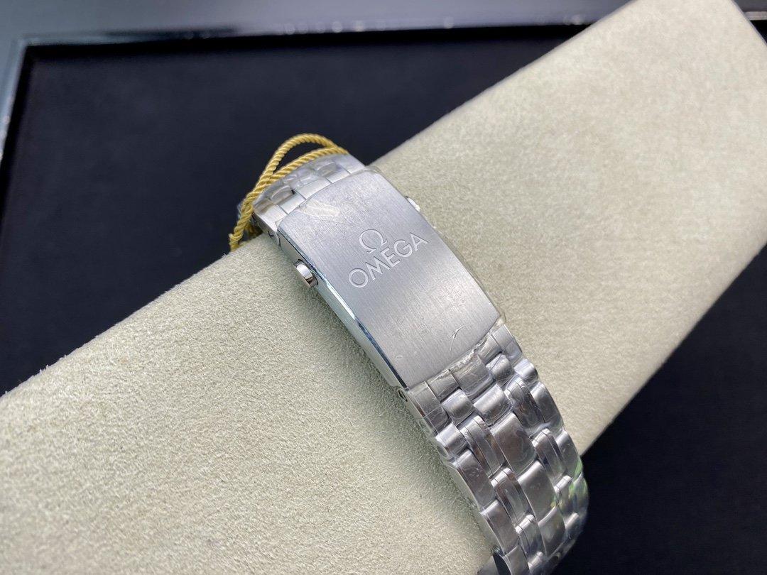 MKS厂 高仿歐米茄海馬300M系列2824机芯複刻手錶