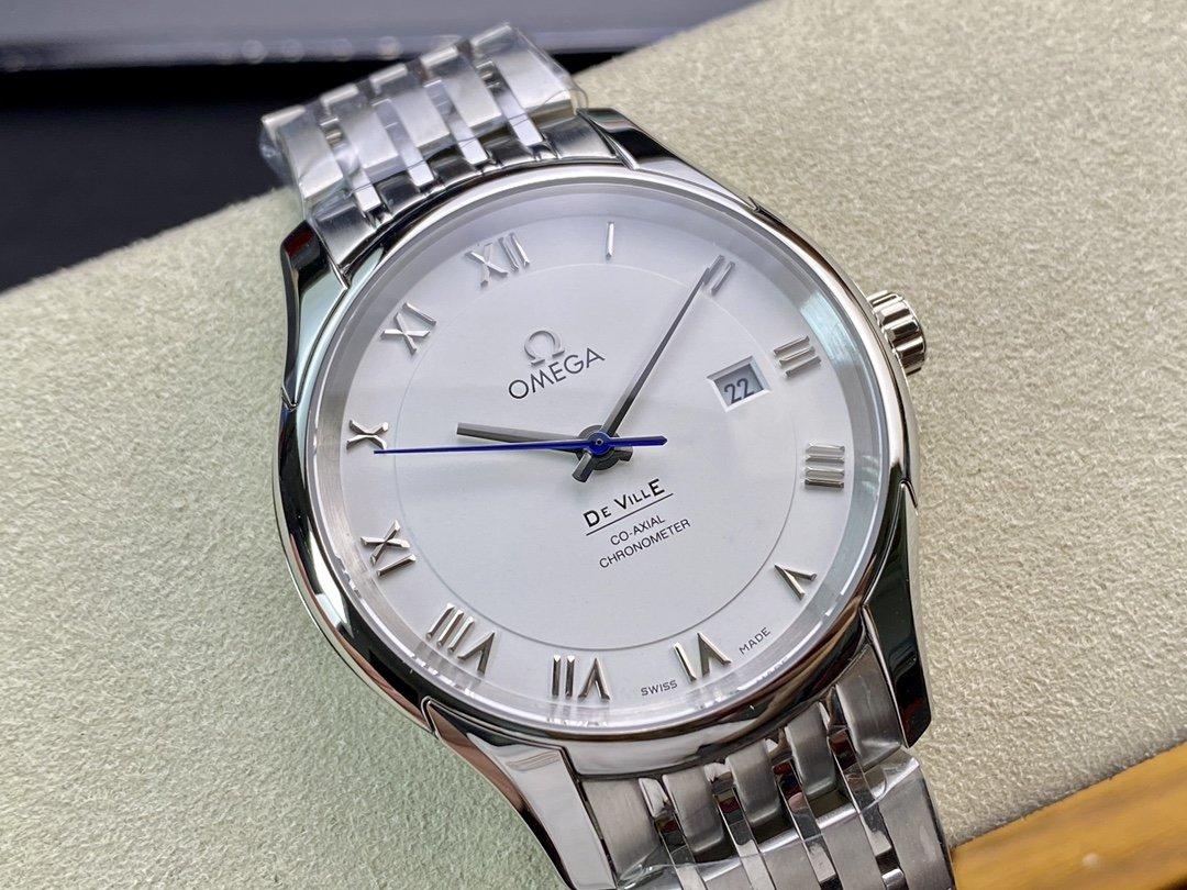 TW廠歐米茄蝶飛系列V2版本8500機芯40MM高仿手錶