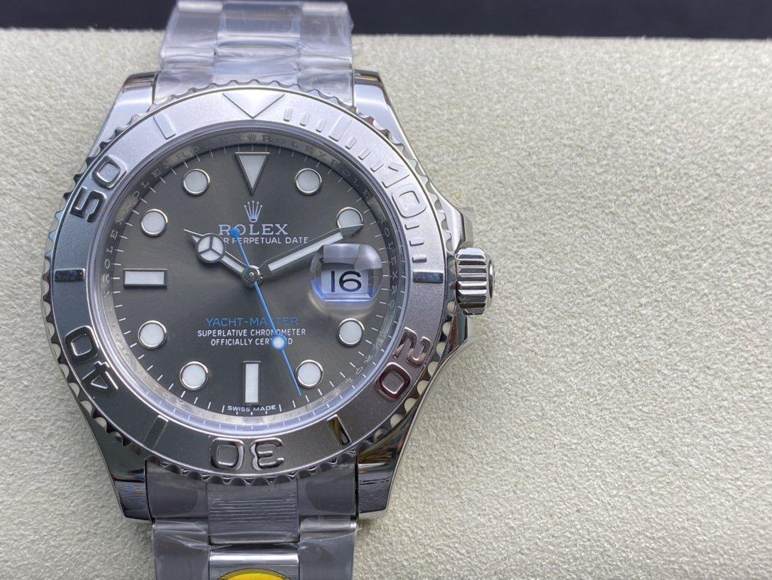 N 廠高仿勞力士YM遊艇名仕型系列16622配3135/2836機芯40MM複刻手錶