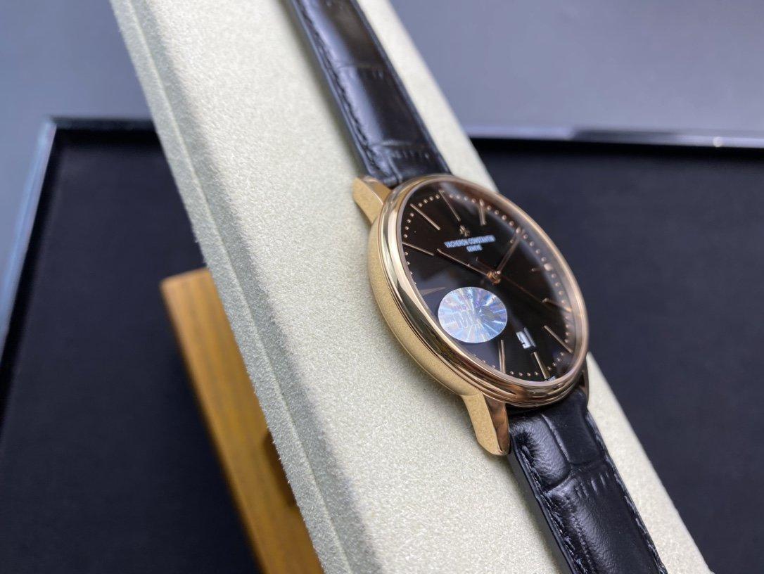 MKS廠複刻江詩丹頓傳承系列85180腕表9015機芯40MM高仿手錶