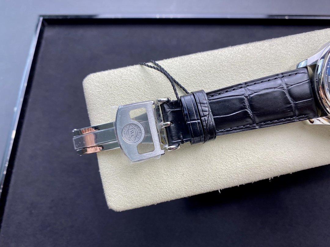ZF廠複刻萬國IWC葡萄牙系列陀飛輪腕表44MM高仿手錶