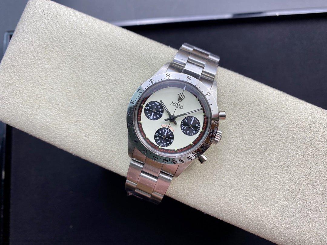 高仿勞力士ROLEX迪通拿復古系列保羅紐曼計時腕表手動上鏈機械38mm複刻手錶