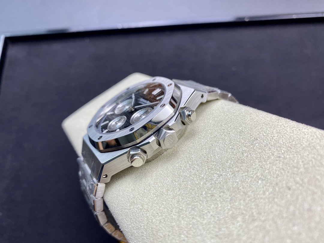 JH廠愛彼 Audemars Piguet皇家橡樹系列26331款腕表ASIA7750全自動計時機芯高仿手錶