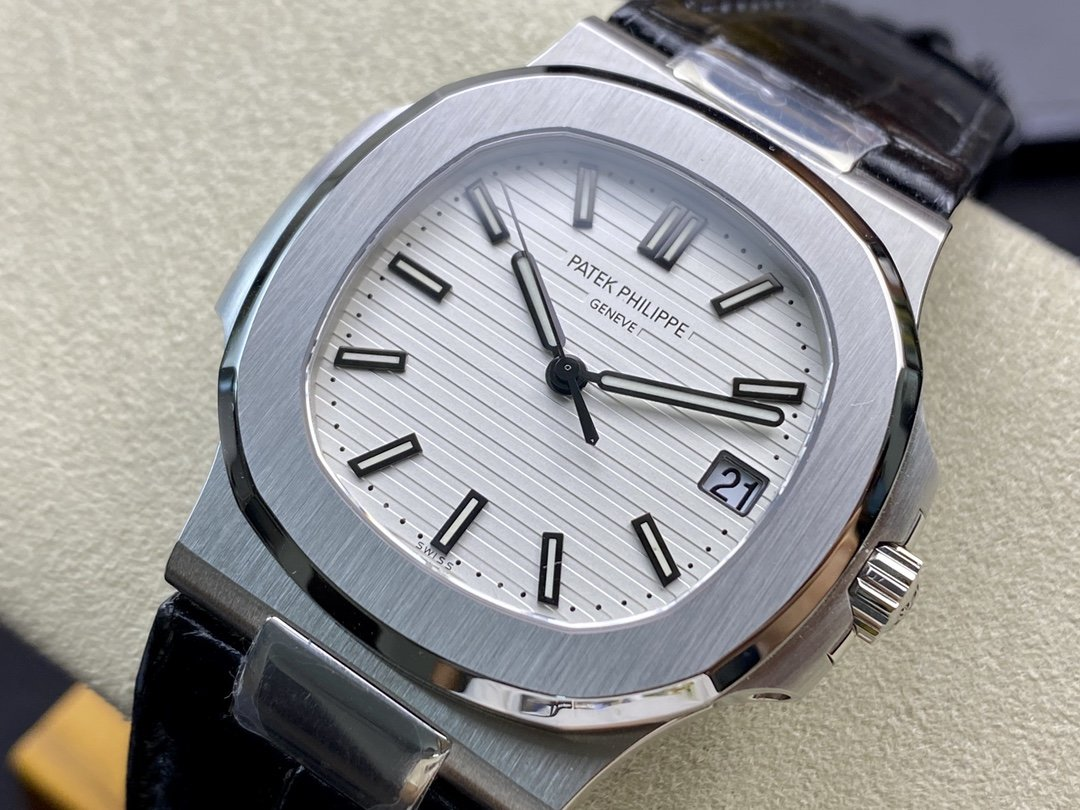 PPF廠V4版百達翡麗超級鸚鵡螺Cal.324機芯40MM高仿手錶
