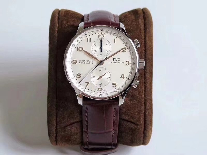 ZF廠萬國IWC葡計葡萄牙全系列計時機芯40MM高仿手錶