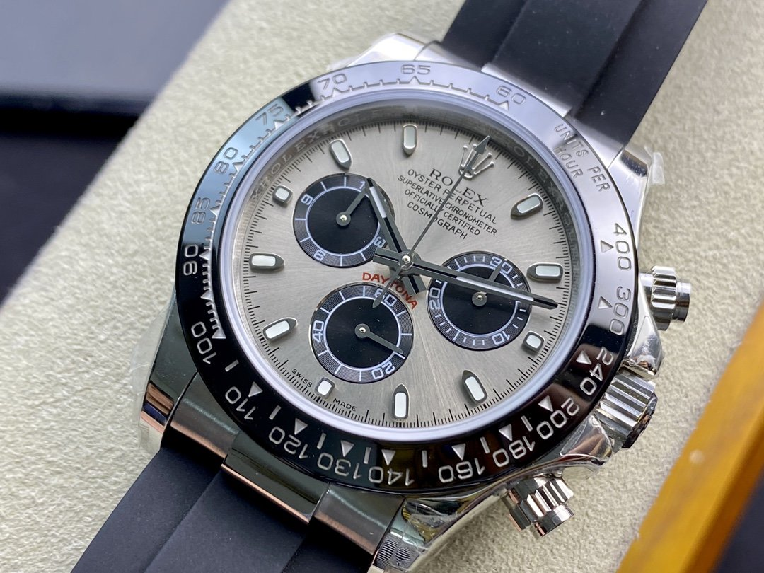 JH廠勞力士 Rolex迪通拿系列4130機芯40MM複刻手錶