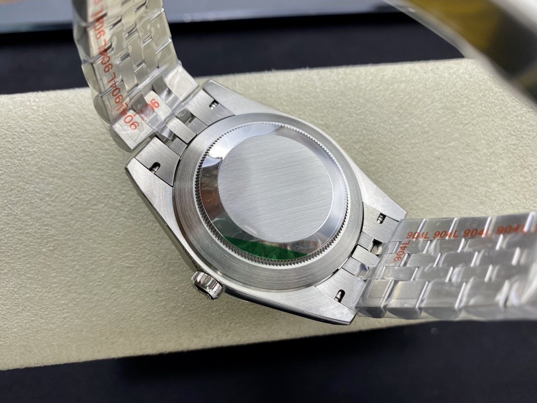 N廠原版開模勞力士日誌型3235機芯41MM高仿手錶