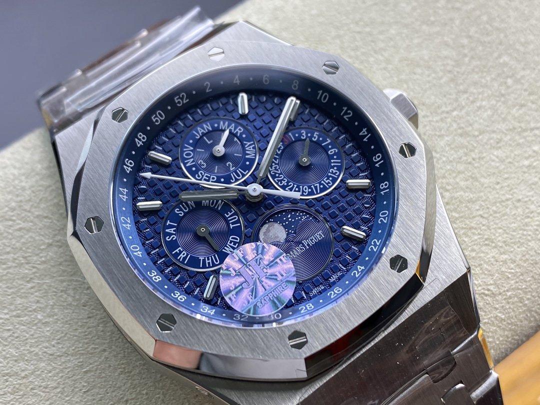 JF出品 AP愛彼26574多功能5134機芯41MM高仿手錶