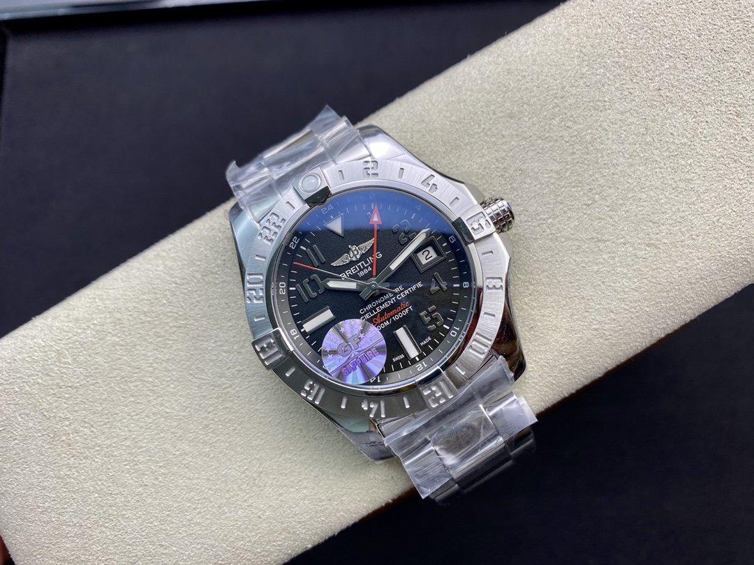 GF廠百年靈復仇者二代v2升級版搭載了全新的top級打磨Asia-2836機芯複刻手錶