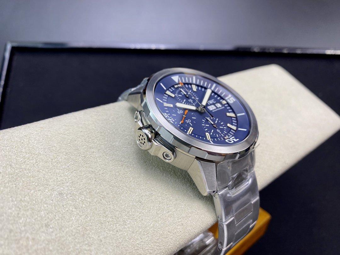 V6 Factory廠V2升級版萬國IWC海洋時計系列IW376805腕表7750計時機芯44MM複刻手錶