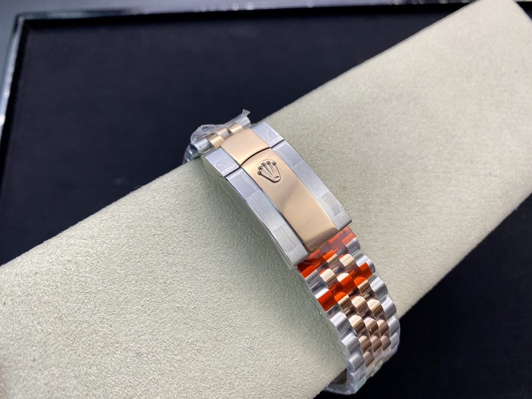 EW Factory 2020力作 V3升級版 原版開模 最高版本高仿勞力士Rolex 3235自動機械機芯日誌型系列126331男士日誌型41MM複刻腕表