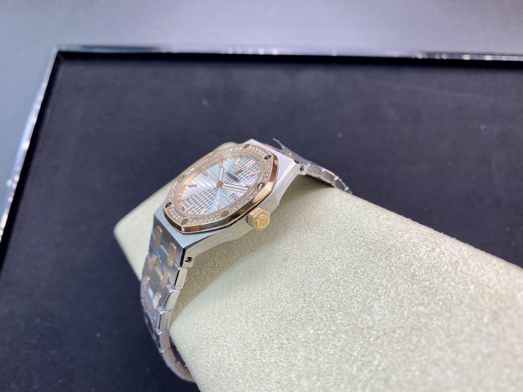 TW廠高仿愛彼女表AP67650日本進口石英機芯直徑33mm複刻手錶