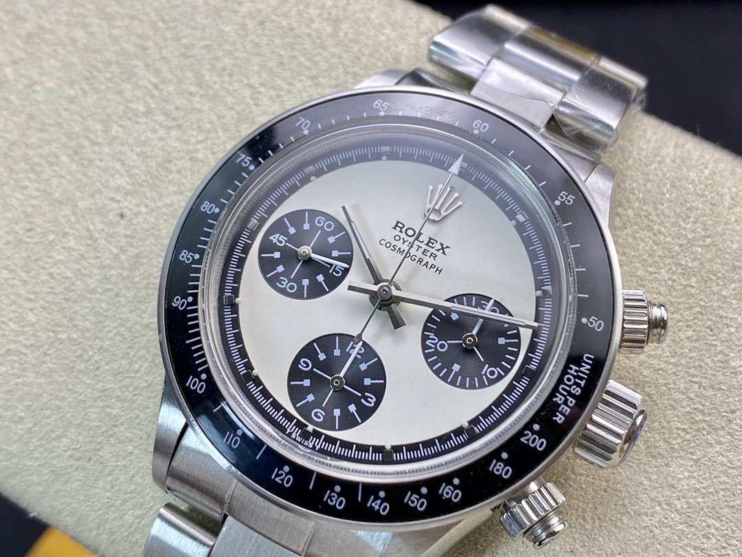 JKF廠ROLEX 高仿勞力士迪通拿復古系列保羅紐曼計時腕表手動上鏈機械尺寸38mm複刻手錶