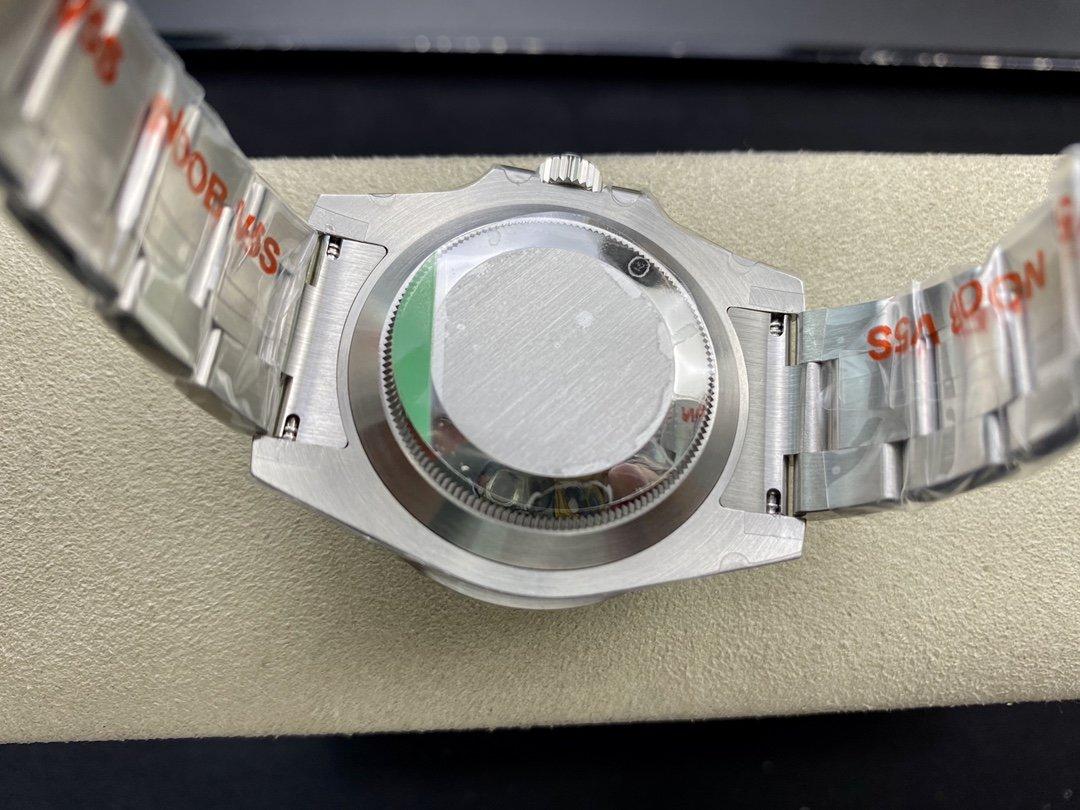 N廠高仿勞力士青春版黑水鬼綠水鬼2836/3135機芯40MM複刻手錶