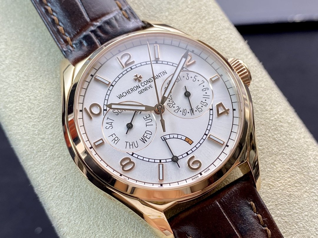 TW廠江詩丹頓伍陸之型FIFTYSIX系列多功能機芯一比一複刻手錶